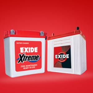 exide battery service theni