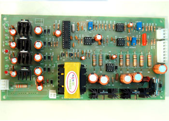 PWM Based IGBT charger