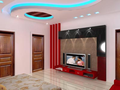 Theni District Interior Designer