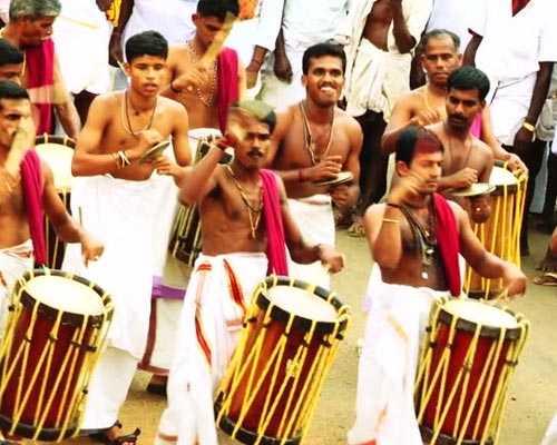 Top 10 Kerala Melam Team Trichy