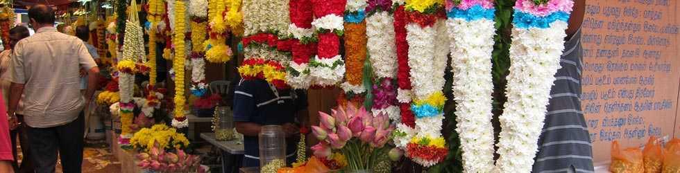 Poo Malai Kadai Theni Wedding Garland Maker Bodinayakanur Cardamom