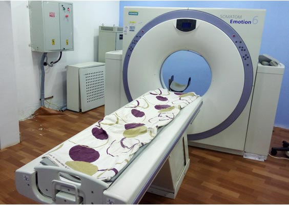 Echocardiograms scan service in theni