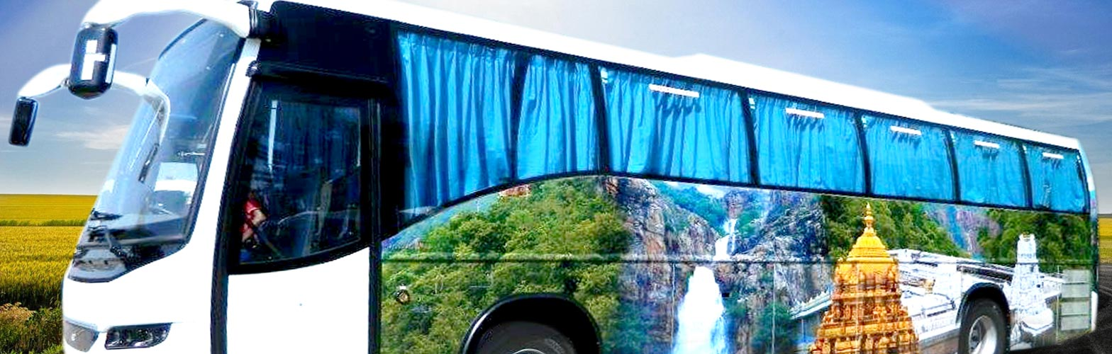 tourist bus operator theni
