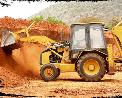 Earth movers rental theni periyakulam