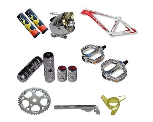 Cycle Accessories Suppliers cumbum