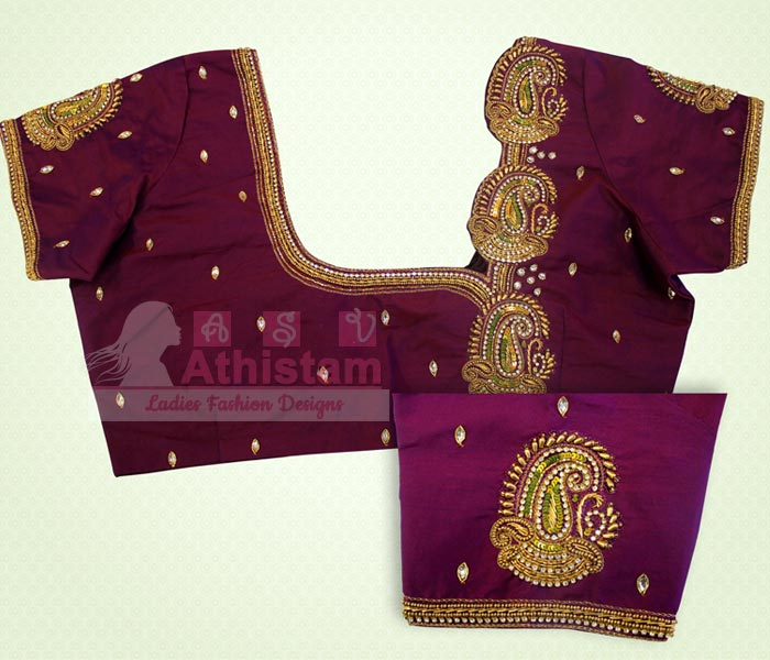 party blouses stitching theni