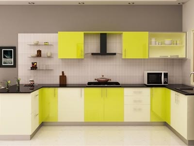 Quality Moden Kitchen Work Contractor