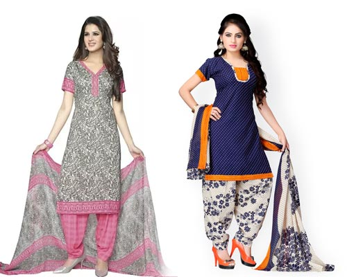 Ladies Patiala Churidar Salwar