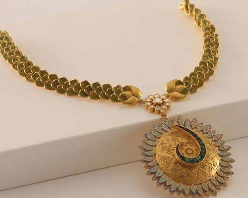 Traditional Gold Jewellers cumbum