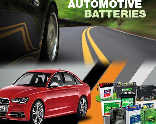 Periyakulam Automotive Batteries Wholesaler Chinnamanur