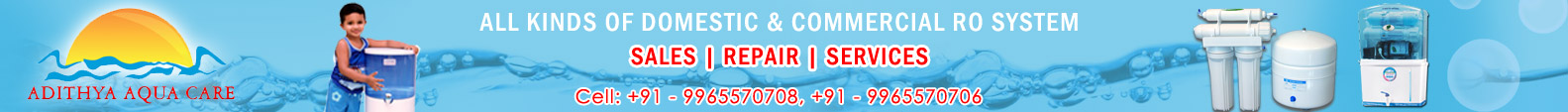 Professional Ro Water Purifier service cumbum