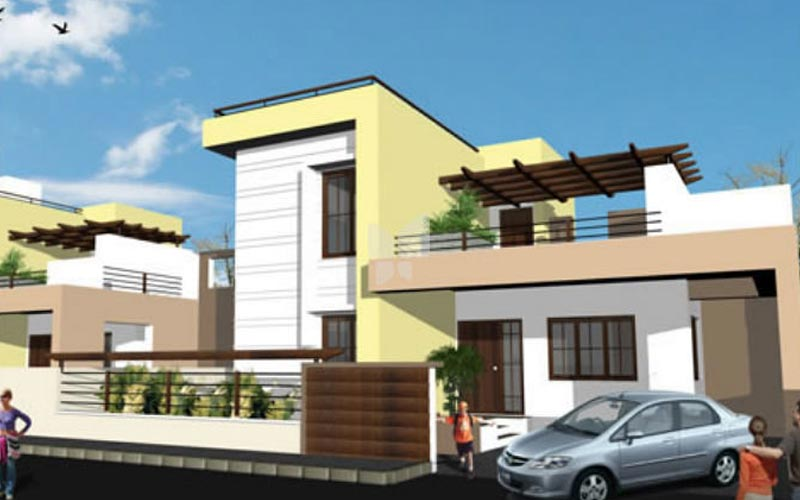 Madurai Individual House Construction Contractor Theni