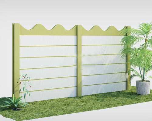 Designer Boundry  Wall for office Usilampatti