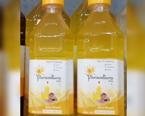 Virudhunagar Virgin Groundnut Oil Thirumangalam