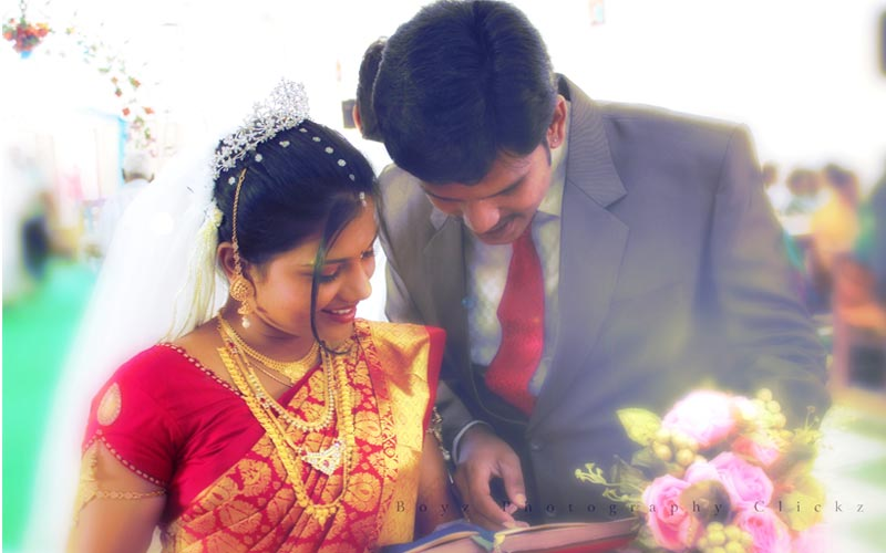 Candid Wedding Photography in theni