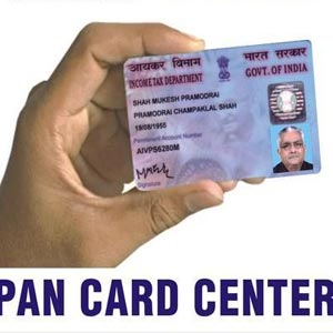Pan card centre thevaram