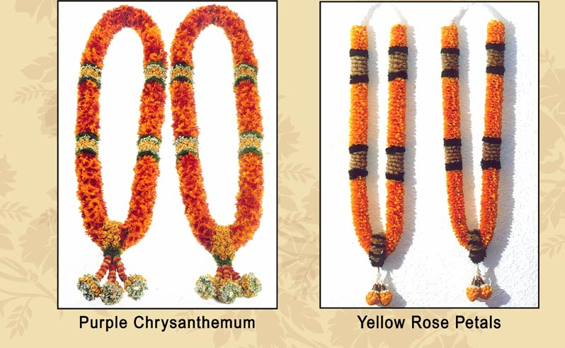 Wedding garland suppliers cumbum