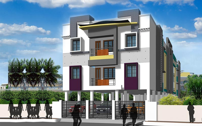 Harish Construction madurai