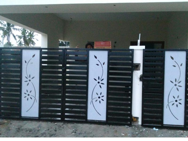 Grill Laser Cutting Bodinayakanur Grill Works Cumbum Stair