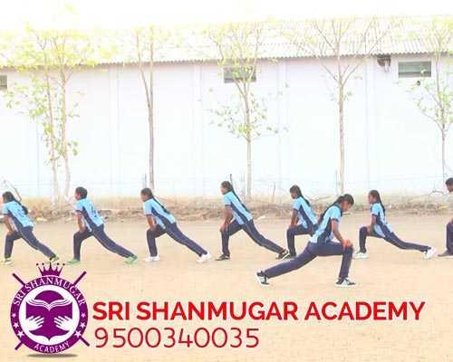 Saptur CRPF Training Centre Tirunelveli