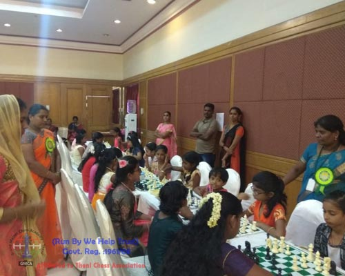 Chess Tricks coaching in theni