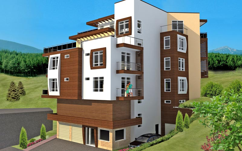 Apartment building contractor cumbum