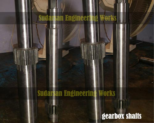 Kumily Machine gearbox shafts manufacturer