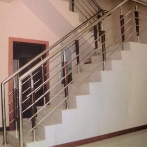 SS stair case Work Theni