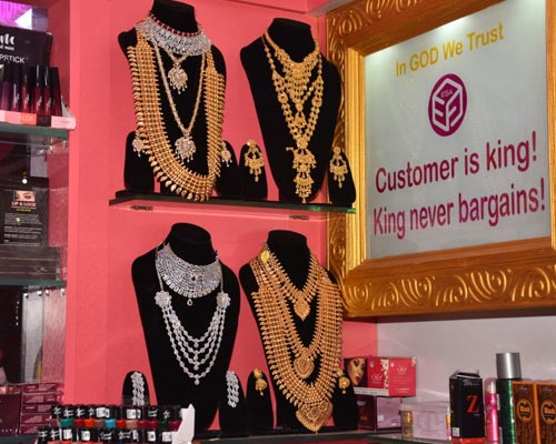 Covering Fashion Jewellery Shop Chinnamanur