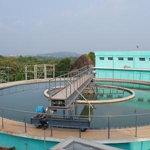 Water treatment plant bodinayakanur