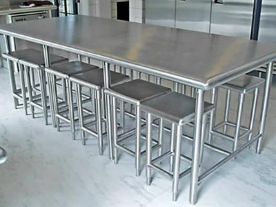 stainless steel furniture work theni