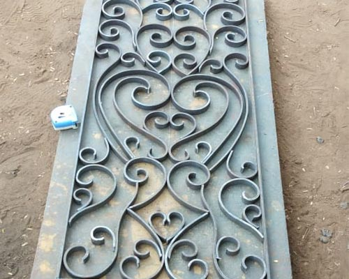 Dindigul laser cutting grills service Theni