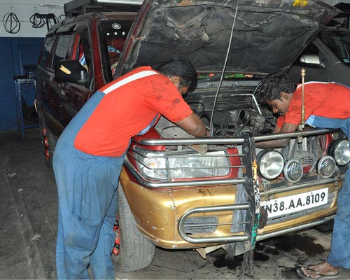 Car Mechanical Works Usilampatti