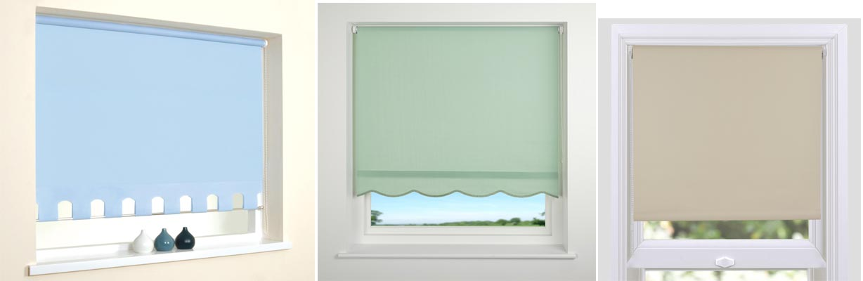 Roller blinds fittings theni