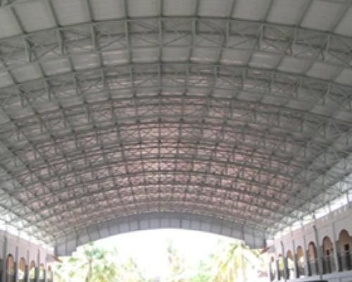 Expert Commercial Shed Work Madurai Gudalur