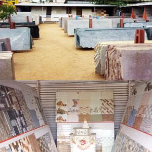 Theni District Tiles Showroom