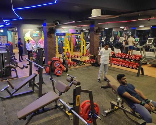 Best Gym Periyakulam