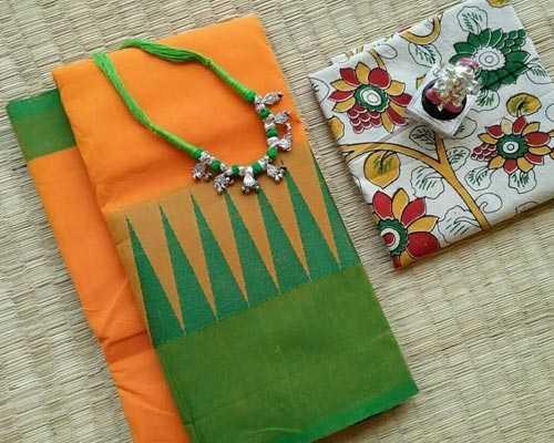 Premium Chettinad Cotton Saree Whilesale Coimbatore
