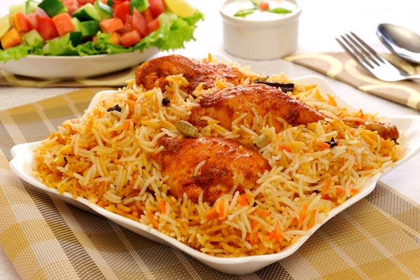 Original Chicken Briyani