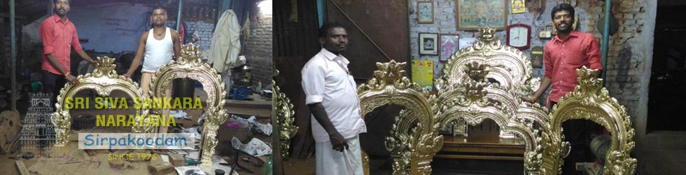 Temple Plated Work theni