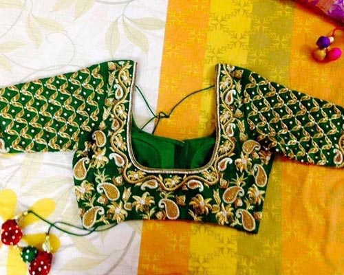 Bridal Blouse stitching expert