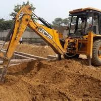 Theni District Cranes And Earth Movers