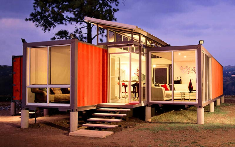 Coimbatore Shipping Container Resort Manufacturer Chennai