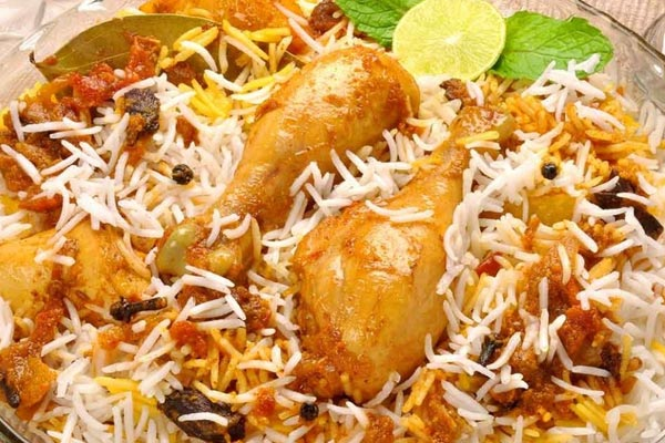 chicken biryani restaurant