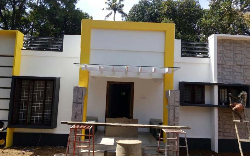 Kumily Dindigul Small Budget house Builders Madurai