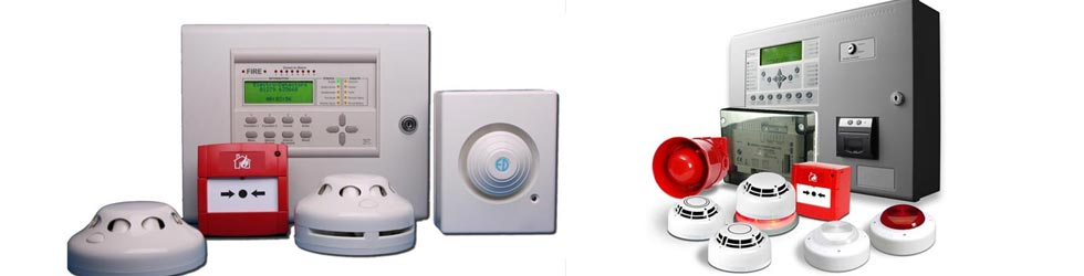 fire alarm security system provider