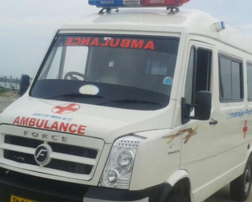 Ambulance Vehicle Kumily