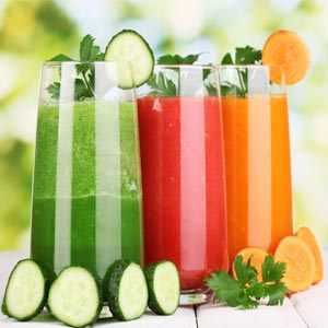 Natural juice for healty