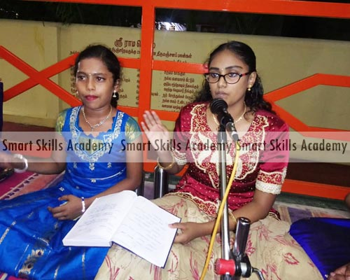 Skill development for kids theni