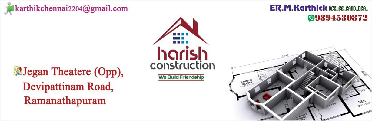 Top construction company ramanathapuram